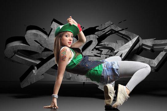 Street Dance-Kids